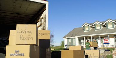 Full service movers prepared with truck tools and equipment mover, moving company, moreno valley