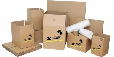 Packing Supplys Made easy at So Cal Packing & Moving
