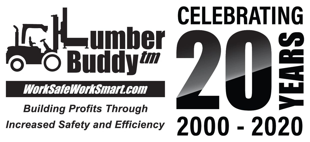 Lumber Buddy™ Celebrating 20 Years