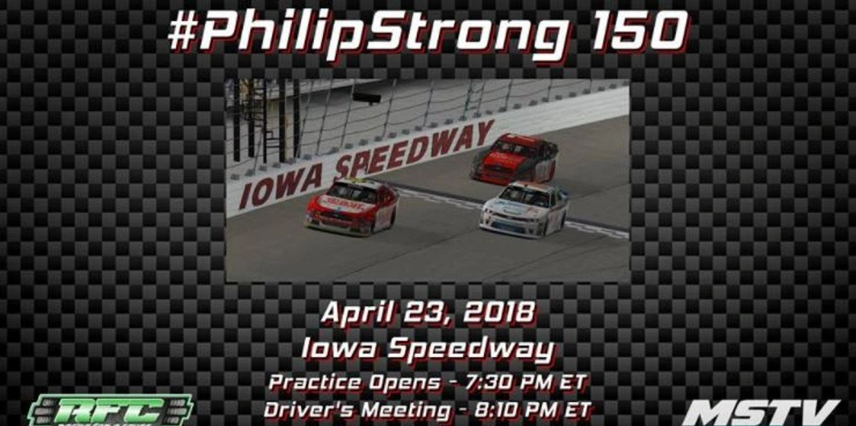 Iracing Diabetes Awareness