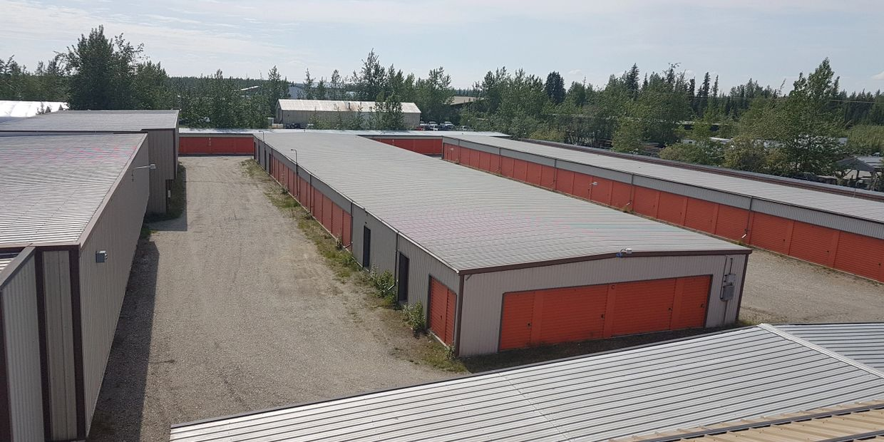 Affordable Self-Storage Units