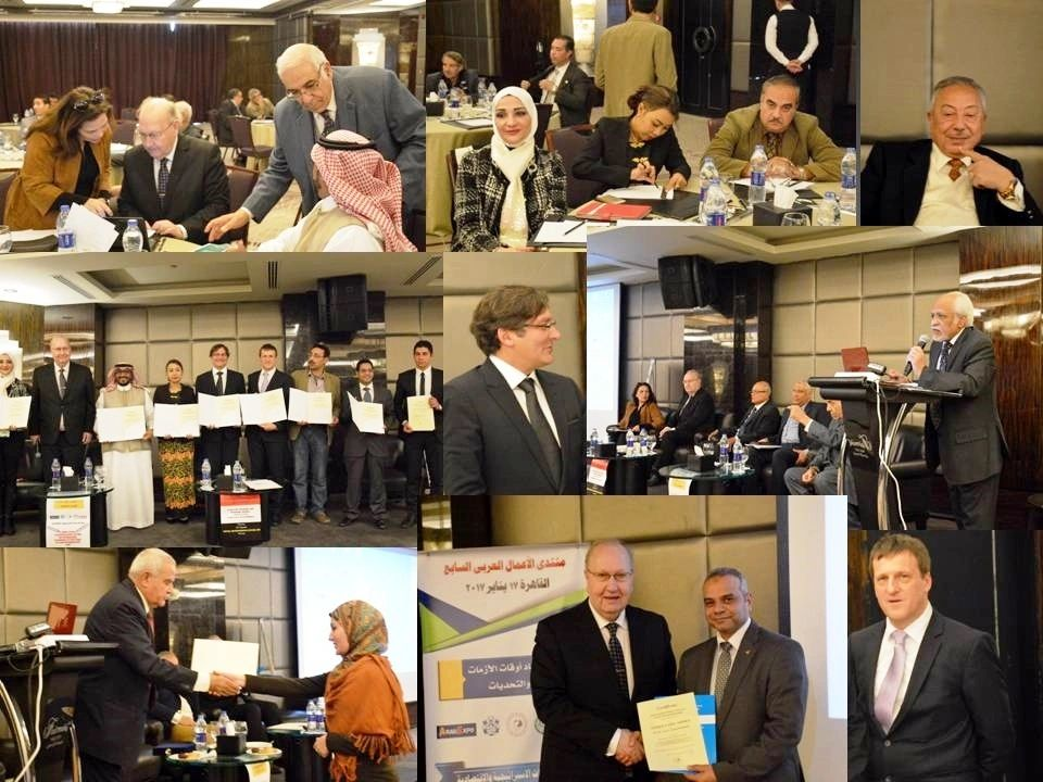 ARAB EXPO ANNUABUSINESS CONFERENCE
