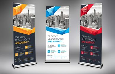 Retractable Banners, Signs, Fabric Signs, Step and Repeat, banners, Tradeshow Print, Print Company