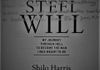 Signed copy of Steel Will by Shilo to my son Cooper
