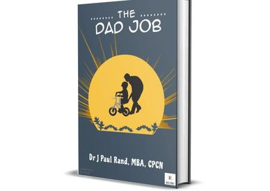 #DADJOB a Real and Serious American Journey - research by Dr J Paul Rand, MBA, CPCN & FORBES BOOKS