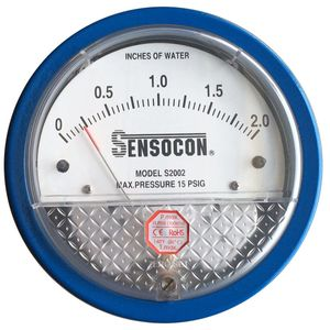 Sensocon S2000 Differential Pressure Gauge