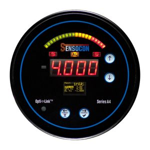 Sensocon Digital Differential Pressure Controller