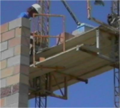 fall protection scaffolding
