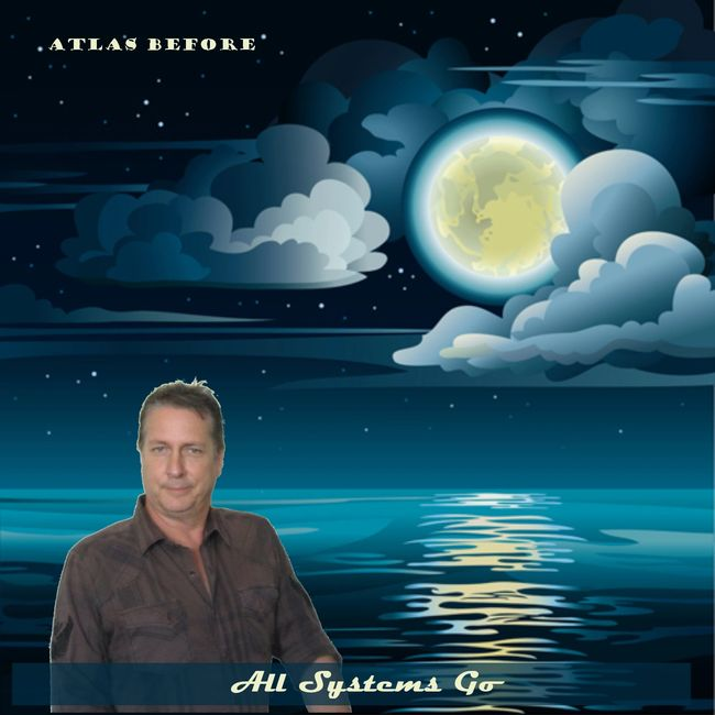 CD Cover of All Systems Go by Atlas Before