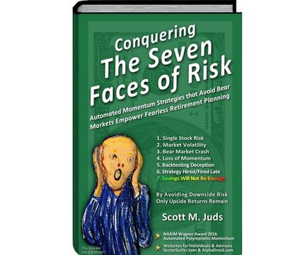 Book: Conquering the Seven Faces of Risk, by Scott Juds