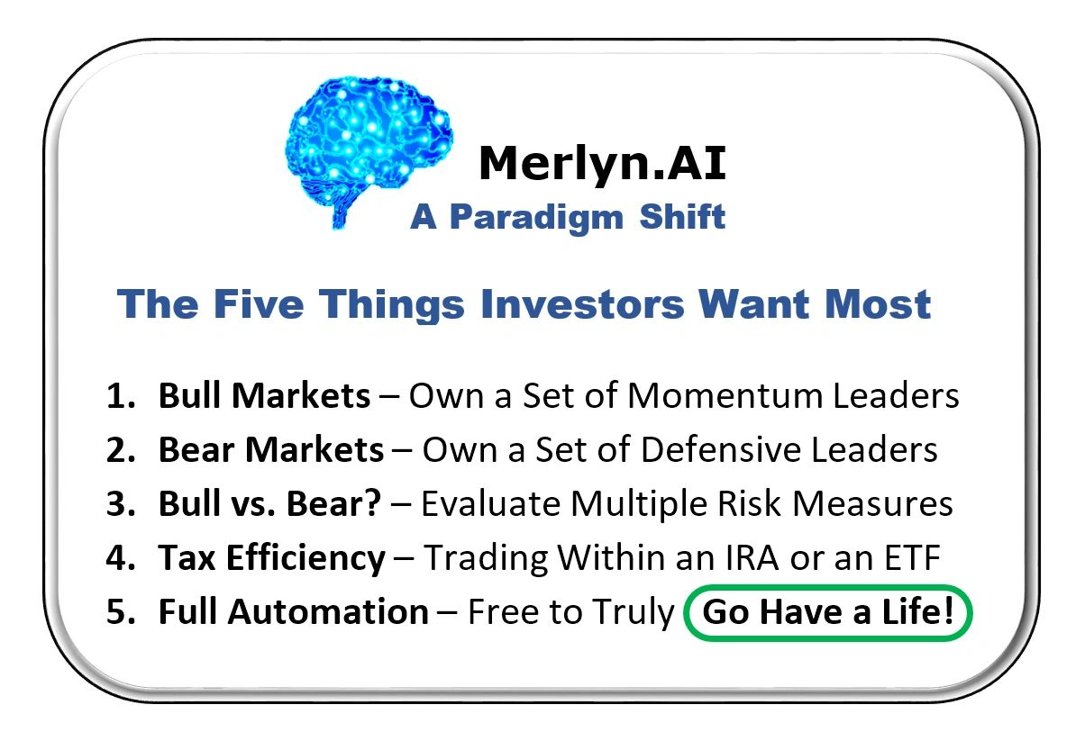 Maerlyn.AI Paradigm Shift: The five things investors want most.
