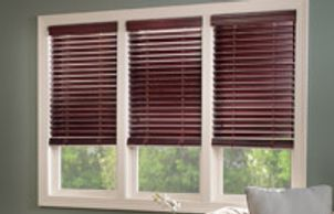Lutron Sivioa QS Triathlon motorized wood blinds