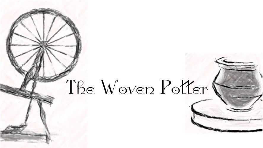 The Woven Potter logo