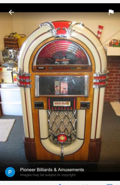 Jukebox sales and service