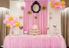 Cupcake/Cake Stand, Candy Jars/Scoops, Mirror and Pipe courtesy of BDE
