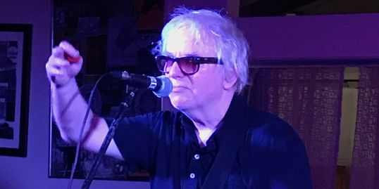 Wreckless Eric. Pic: Mark Fraser