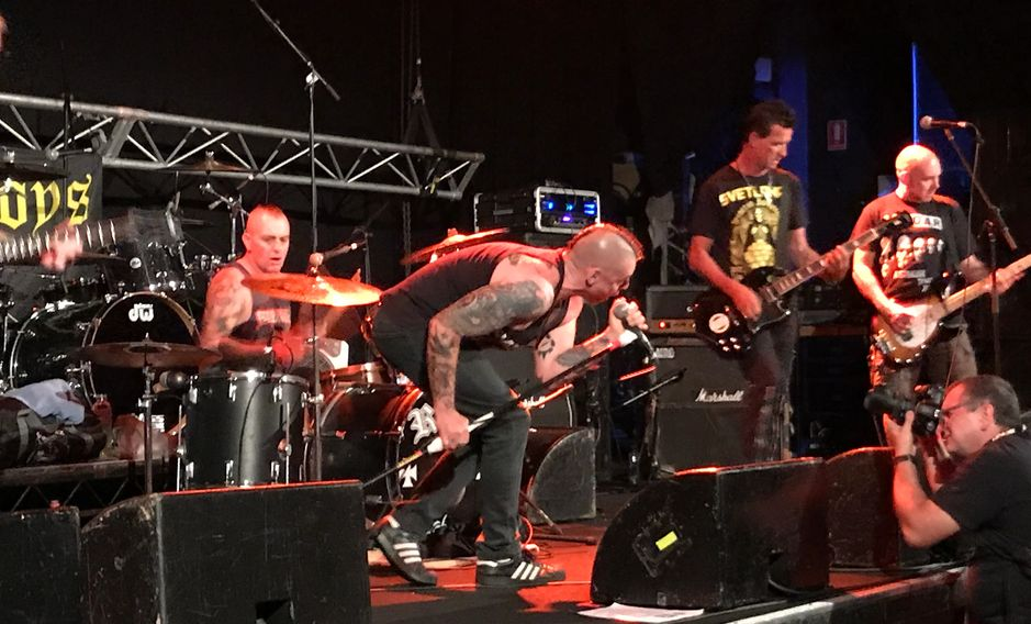 Rust, Oz punk, Mark Fraser, redbackrock