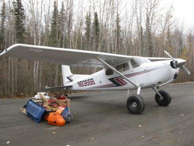 Tail Wheel Conversions | Stoots Aviation