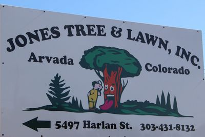 Jones Tree & Lawn in business for over 30 years, Google Review,