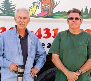 Kevin Jones, Tom Glodtrap, Jones Tree & Lawn, 30 years in business