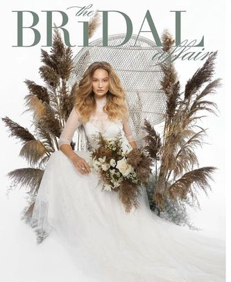 The Bridal Affair Magazine Fashion Stylist Wedding Planning #weddingplanning #weddingplanner