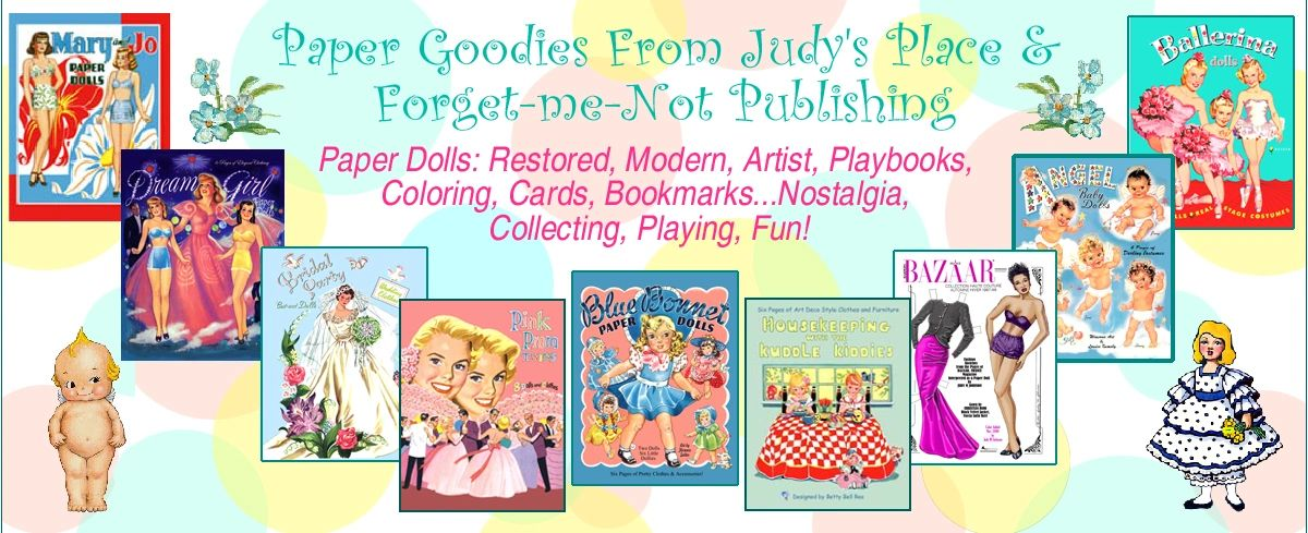 Thank you for visiting Paper Goodies from Judy's Place. We have so many things to share. EnJoy!
