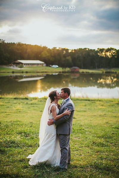 The Oaks Events Wedding Venue, Midland, NC- Captured by KD Photography