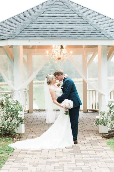 The Oaks Events Wedding Venue, Midland, NC. Bella Ann Photography