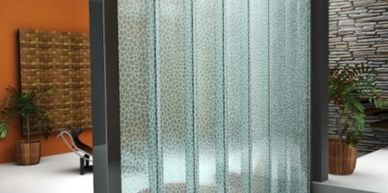 Pilkington Profilit by Glass Profiled Solutions - Surrounded Pattern