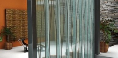 Pilkington Profilit by Glass Profiled Solutions - Allee Pattern