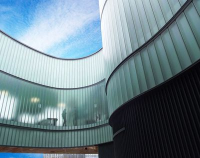 Pilkington Profilit by Glass Profiled Solutions - Curved External Facade