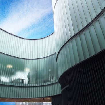 Pilkington Profilit by Glass Profiled Solutions - Pilkington Profilit Curved