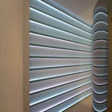 Glass Profiled Solutions - Pilkington Profilit Horizontal