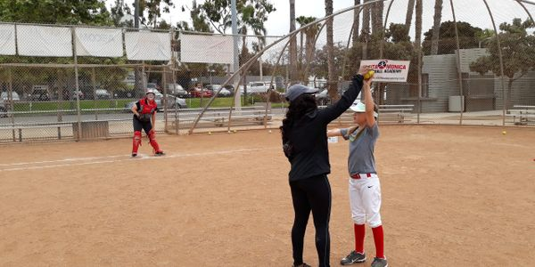 santa monica softball academy