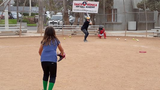 santa monica softball academy summercamp