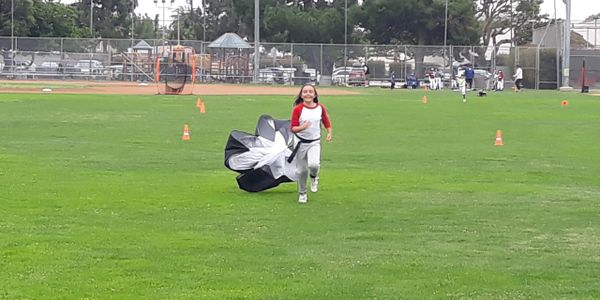 santa monica softball academy speed and agility training