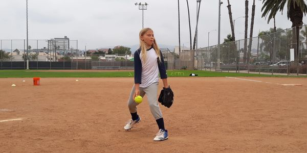 santa monica softball academy summr camp pitching