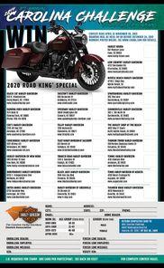 Carolina Challenge | Carolina Harley-Davidson Dealers Association