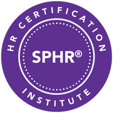 The Senior Professional in Human Resources (SPHR) is the senior-most human resources certification f
