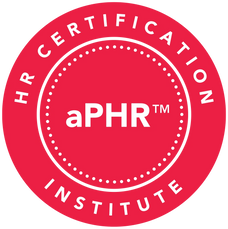 aPHR, associate professional human resources, hr certification