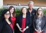 The Executive Team from Left to Right, Maria R. Diaz, Kathy Ruffino, Jacquelyn Thorp, Jeff Kinworthy, Samantha DeLand