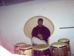 5 congo drums I had to learned to play at a time.