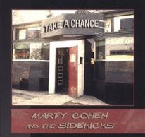 Take A Chance CD cover