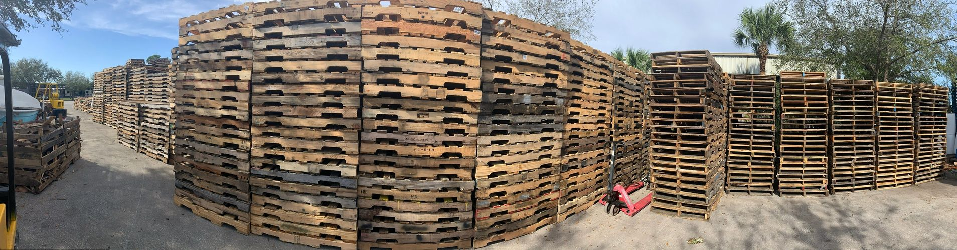 INEX Pallets | Melbourne Florida