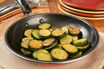 Garlic Capital Products® Garlic Cheese Zucchini
