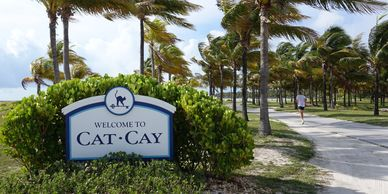Charter flights to Cat Cay, Bahamas. Cat Cay Airport. Cat Cay Yacht Club. JetsetPrivateAir.com