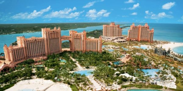 Atlantis Resort, Bahamas.