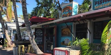 Fisherman's Cafe, Key West, FL, restaurant