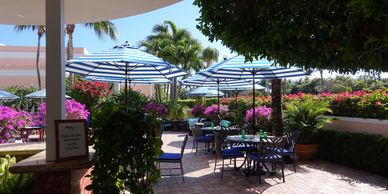JetsetPrivate Air recommended hotels in Palm Beach. The Colony Hotel.  Places to stay in Palm Beach.