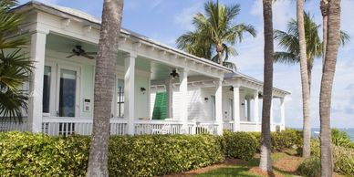 Sunset Key Cottages, Key West. 5-Star resort.